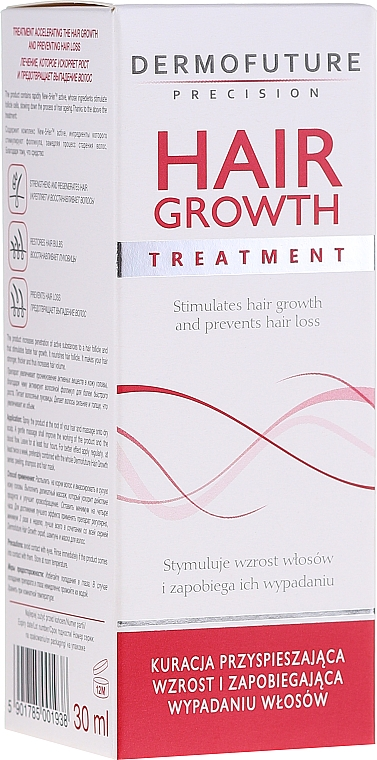 Anti Hair Loss Treatment Course - DermoFuture Hair Growth Peeling Treatment