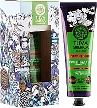 Fragrances, Perfumes, Cosmetics Regenerating Hand Balm - Natura Siberica Tuva Siberica Tuvan Herbs Rejuvenating Balm For Hands And Nails