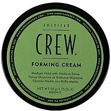 Fragrances, Perfumes, Cosmetics Forming Hair Cream - American Crew Classic Forming Cream