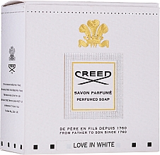 Fragrances, Perfumes, Cosmetics Creed Love In White Perfumed Soap - Perfumed Soap