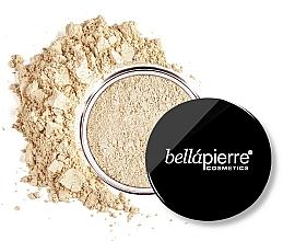 Fragrances, Perfumes, Cosmetics Mineral Loose Powder - Bellapierre Mineral Foundation