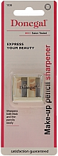 Fragrances, Perfumes, Cosmetics Double Pencil Sharpener, 1036, white - Donegal