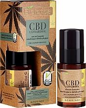 Fragrances, Perfumes, Cosmetics Face Serum - Bielenda CBD Cannabidiol Serum