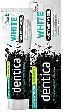 Fragrances, Perfumes, Cosmetics Activated Carbon Toothpaste - Dentica Black Toothpaste