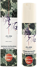 Fragrances, Perfumes, Cosmetics Firming Night Face Serum - Shi/dto Supreme Revitalizing Hyperbolic Skin Firming Face Serum Night With Antioxidant-Rich Chronoline And Lactic Acid