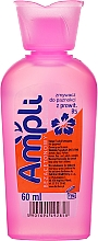 Fragrances, Perfumes, Cosmetics Acetone-Free Nail Polish Remover, pink bottle - Ampli