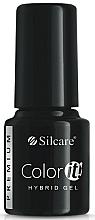 Fragrances, Perfumes, Cosmetics Nail Gel Polish - Silcare Color IT Premium Hybrid Gel