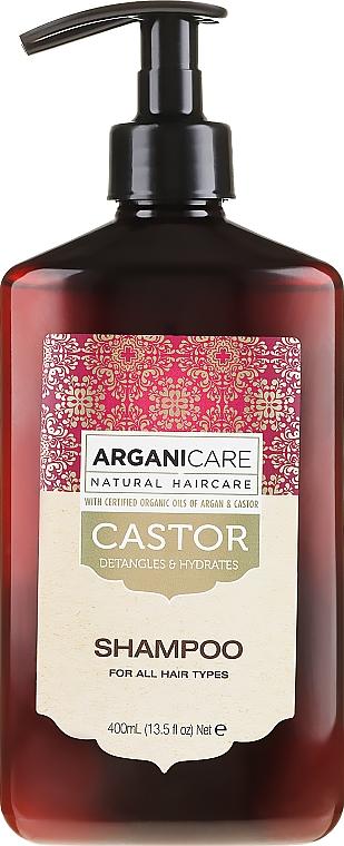 Hair Growth Shampoo - Arganicare Castor Oil Shampoo