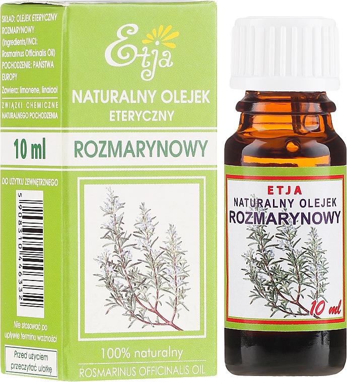 Rosemary Natural Essential Oil - Etja Natural Essential Oil