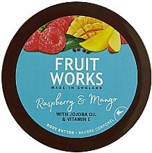 Fragrances, Perfumes, Cosmetics Raspberry & Mango Body Oil - Grace Cole Fruit Works Body Butter Raspberry & Mango