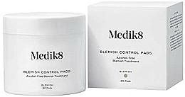 Fragrances, Perfumes, Cosmetics Salicylic Acid Pads - Medik8 Blemish Control Pads