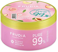 Fragrances, Perfumes, Cosmetics Universal Peach Face & Body Gel - Frudia My Orchard Peach Real Soothing Gel