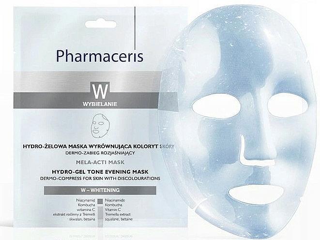 Hydro-Gel Face Mask - Pharmaceris W Mask — photo N1