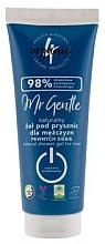 Fragrances, Perfumes, Cosmetics Shower Gel for Men - 4Organic Mr. Gentle Man Shower Gel