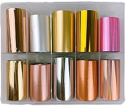 Fragrances, Perfumes, Cosmetics Transfer Foil Set - Deni Carte