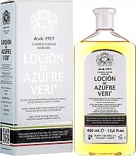 Fragrances, Perfumes, Cosmetics Anti Hair Loss Lotion - Intea Azufre Veri