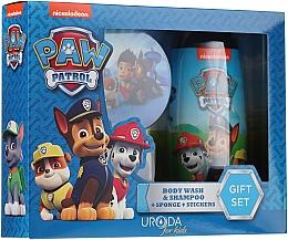 Fragrances, Perfumes, Cosmetics Set - Uroda Paw Patrol Boy (sh/gel/250ml + sponge + stickers)