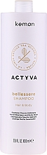 Fragrances, Perfumes, Cosmetics Shower Gel Shampoo - Kemon Actyva Bellessere Shampoo