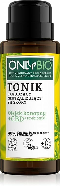 Soothing Neutralizing pH Tonic - Only Bio