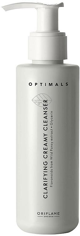 Cleansing Face Cream - Oriflame Optimals Hydra Care Cleansing Crem — photo N1