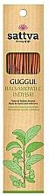 "Fragrances, Perfumes, Cosmetics Incense Sticks ""Indian Frankincense"" - Sattva Guggul"