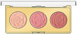 Fragrances, Perfumes, Cosmetics Blush Palette - Milani Powder Blush Rose Blush Palette