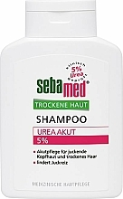 Fragrances, Perfumes, Cosmetics Urea 5% Shampoo for Dry Hair - Sebamed Dry Skin Hair Shampoo 5% Urea