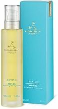Fragrances, Perfumes, Cosmetics Body Butter - Aromatherapy Associates Revive Body Oil