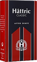 Fragrances, Perfumes, Cosmetics Hattric Classic - After Shave Lotion