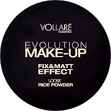 Fragrances, Perfumes, Cosmetics Rice Powder - Vollare Cosmetics Evolution Make-up Rise Powder