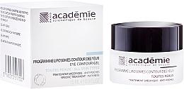 Fragrances, Perfumes, Cosmetics Anti-Swelling Liposomal Eye Program - Academie Liposomes Eye Contour Gel