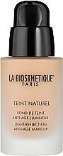 Fragrances, Perfumes, Cosmetics Anti-Aging Foundation with UV Filter - La Biosthetique Teint Naturel (05 -Sunny)