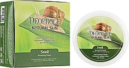 Fragrances, Perfumes, Cosmetics Snail Face & Body Cream - Deoproce Natural Skin Snail Nourishing Cream