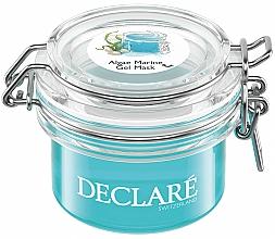 Fragrances, Perfumes, Cosmetics Ultra Moisturizing Mask with Sea Algae - Declare Algae Marine Gel Mask