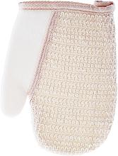 Fragrances, Perfumes, Cosmetics Shower Glove 1956, with sisal insert - Top Choice Wash Sponge