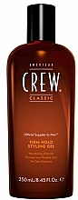Fragrances, Perfumes, Cosmetics Strong Hold Hair Styling Gel - American Crew Classic Firm Hold Gel