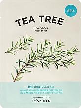 Fragrances, Perfumes, Cosmetics Tea Tree Facial Sheet Mask - It's Skin The Fresh Mask Sheet Tea Tree