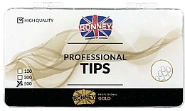 Fragrances, Perfumes, Cosmetics Transparent Tips - Ronney Professional Tips