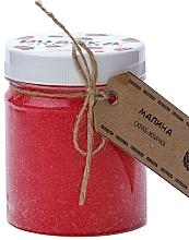 Fragrances, Perfumes, Cosmetics Raspberry Chewing Gum Body Scrub - Dushka