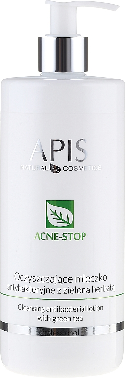 Cleansing Face Lotion - APIS Professional Cleansing Antibacterial Lotion