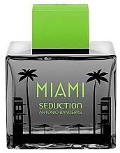 Fragrances, Perfumes, Cosmetics Antonio Banderas Miami Seduction in Black - Eau de Toilette