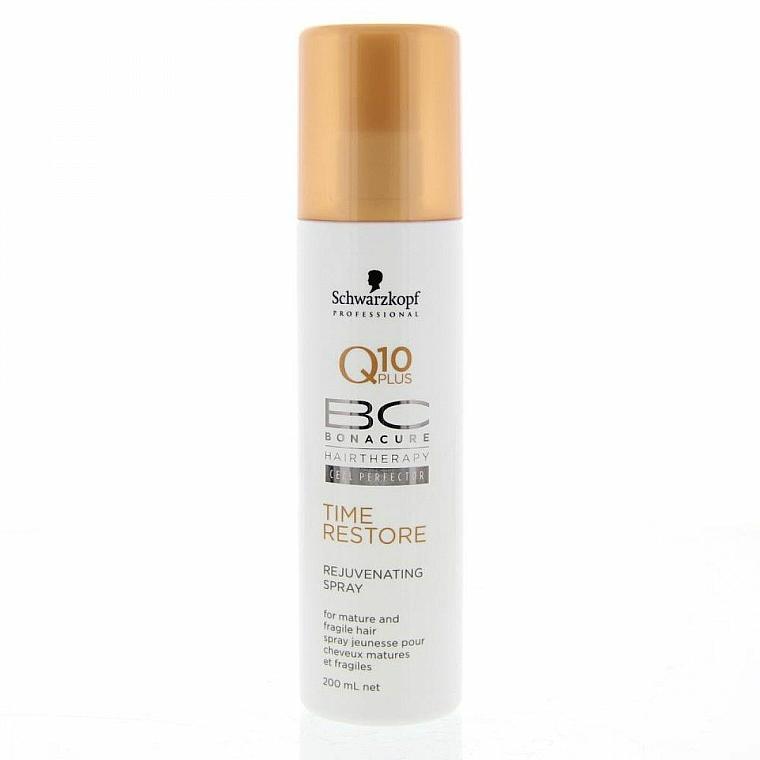 "Satin Spray ""Rejuvenating"" - Schwarzkopf Professional Bonacure Rejuvenating Spray Q10 Plus"