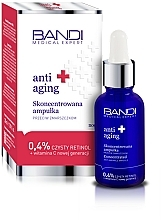 Fragrances, Perfumes, Cosmetics Anti-Aging Concentrated Ampoule for Face - Bandi Medical Expert Anti Aging Concetrated Ampoule