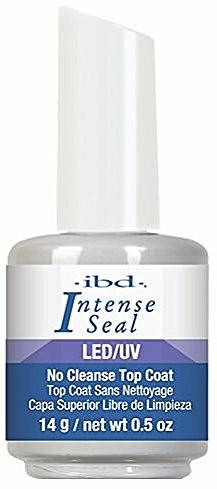 Intense Seal Top Coat - IBD LED/UV Intense Sea No Cleanse Top Coat