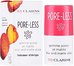 Fragrances, Perfumes, Cosmetics Matte Stick - Clarins My Clarins Pore-Less Blur And Matte Stick