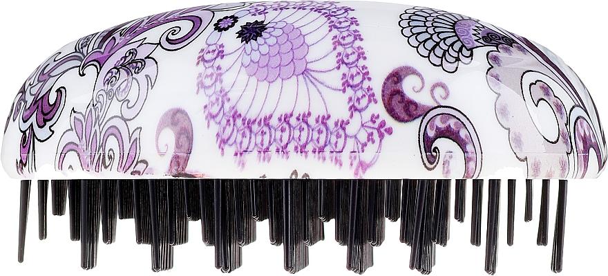 Hair Brush, 63947, purple - Top Choice Detangler — photo N3