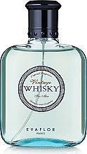 Fragrances, Perfumes, Cosmetics Evaflor Whisky Vintage - Eau de Toilette