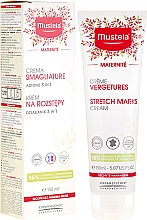 Fragrances, Perfumes, Cosmetics Anti-Strech Marks Cream - Mustela Maternity Stretch Marks Cream Active 3in1
