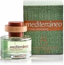Fragrances, Perfumes, Cosmetics Mediterraneo Antonio Banderas - Eau de Toilette