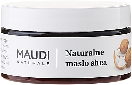 Fragrances, Perfumes, Cosmetics Unrefined Shea Butter - Maudi